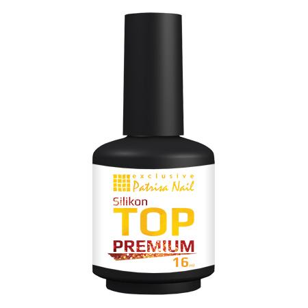 Купить Силиконовый Топ PREMIUM с липким слоем (густой топ), 16 мл, Patrisa-nail