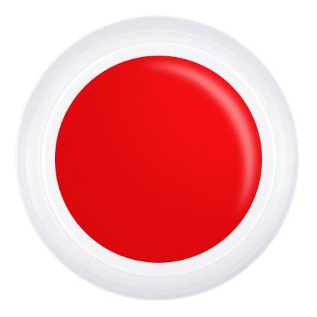 Гель-краска красная №T5 стемпинг, аэропуффинг, китайская роспись, 5 гр фото
