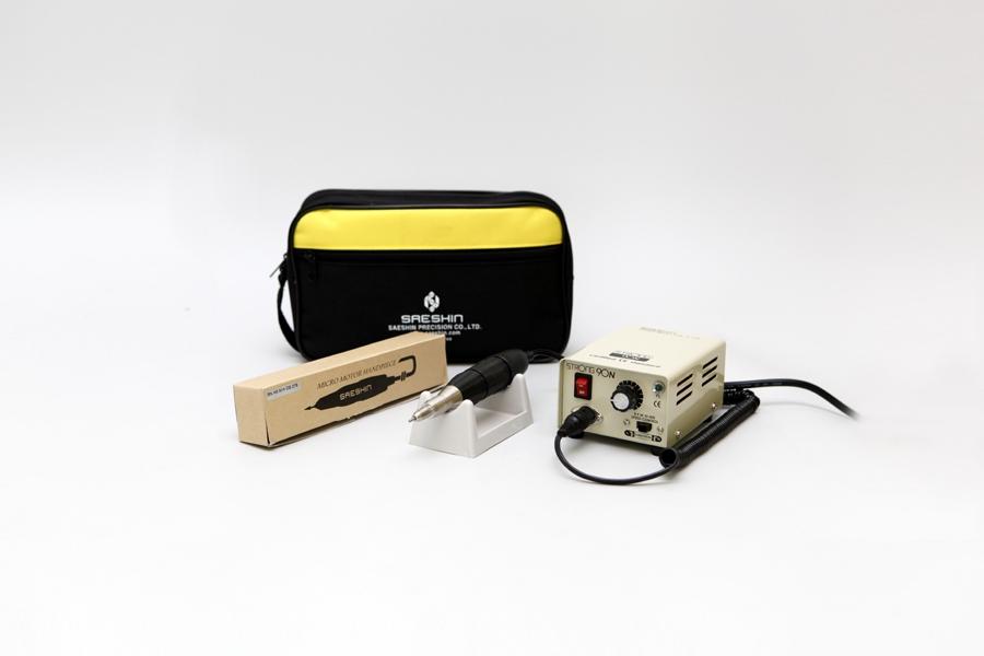 Купить Аппарат для маникюра Strong 90N/102 (без педали с сумкой), HDFREZA